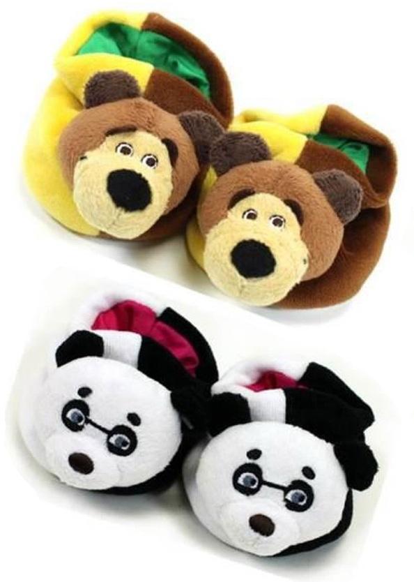 Погремушка-пинеточки «Маша и Медведь», 2 видаДетские погремушки и подвесные игрушки на кроватку<br>Погремушка-пинеточки «Маша и Медведь», 2 вида<br>