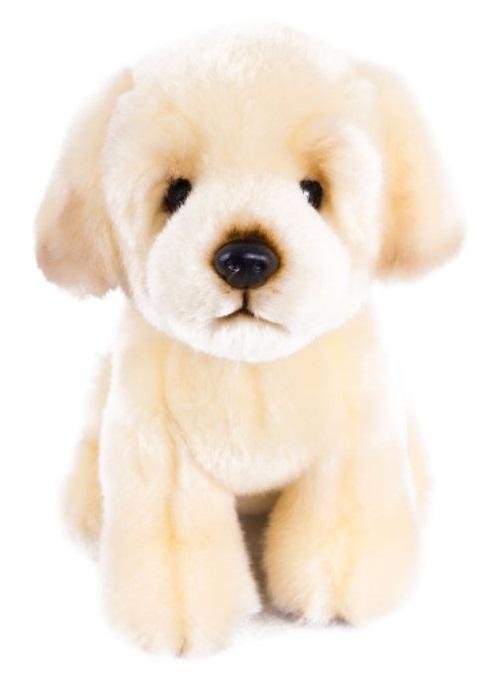 Мягкая игрушка - Щенок Лабрадор, 18 см фото