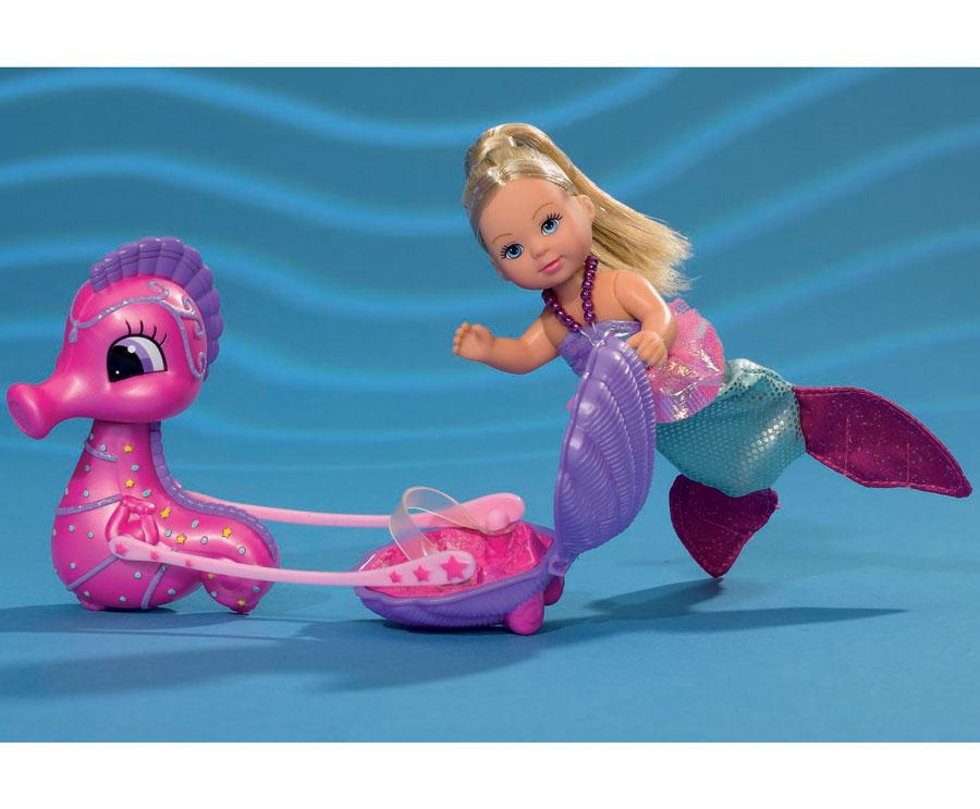 Еви-русалка+морской конекКуклы Еви<br>Еви-русалка+морской конек<br>