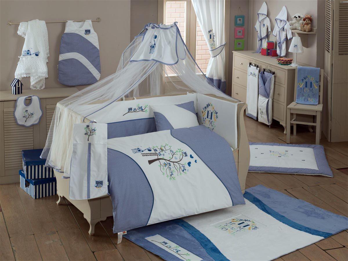 Балдахин серии Sweet Home, 150 х 450 см, синийДетское постельное белье<br>Балдахин серии Sweet Home, 150 х 450 см, синий<br>