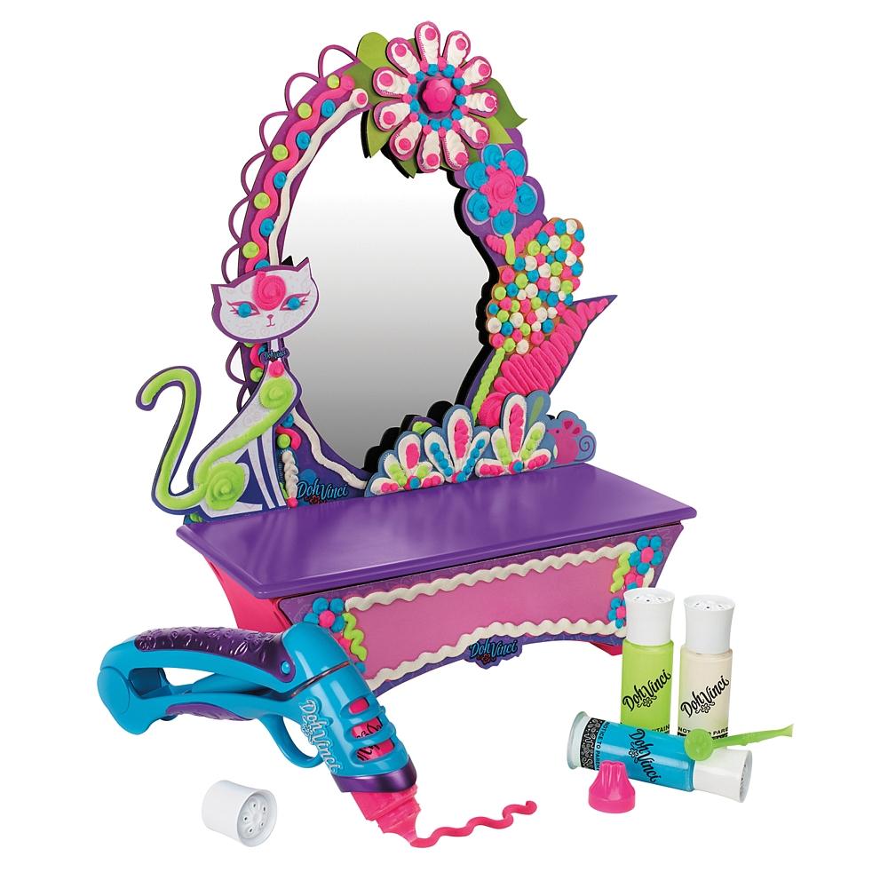 Набор для творческого развития DOHVINCI  Стильный туалетный столик - Игрушки из рекламы, артикул: 114713
