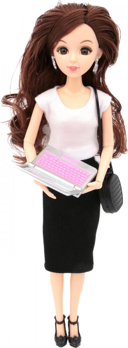 Купить Шарнирная кукла Эмили - Бизнес-леди, 29 см, Funky Toys