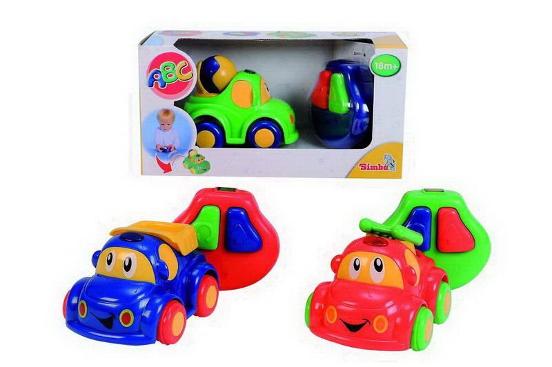 Машинка с пультом, 11см, 3 видаМашинки для малышей<br>Машинка с пультом, 11см, 3 вида<br>