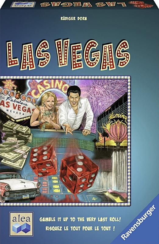 Настольная игра Лас ВегасРазвивающие<br>Настольная игра Лас Вегас<br>