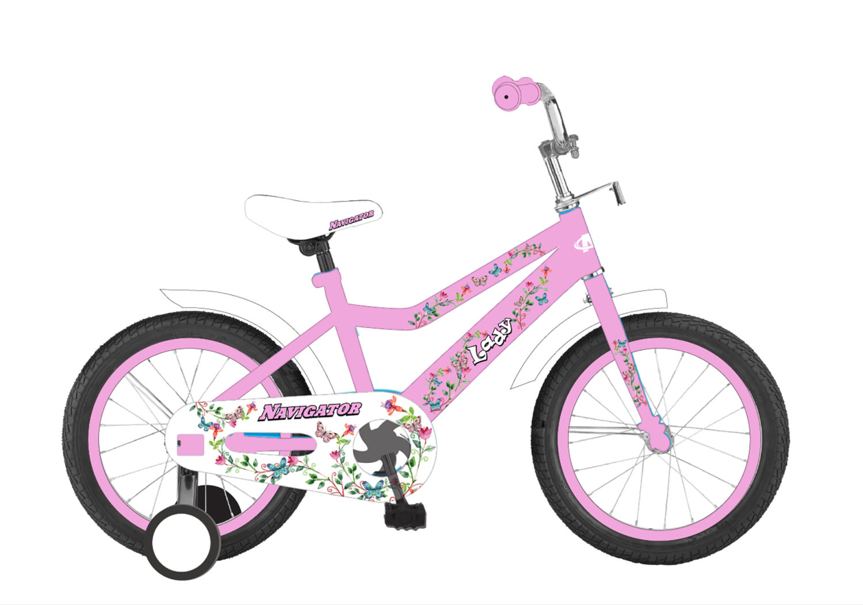 Купить Детский велосипед – Navigator Lady, колеса 14