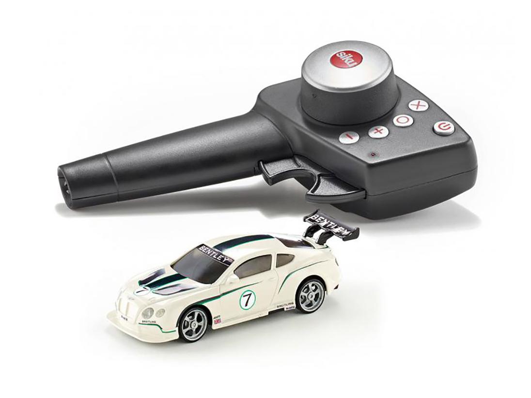 Купить Машина на р/у - Bentley Continental GT3, 1:43, свет, Siku
