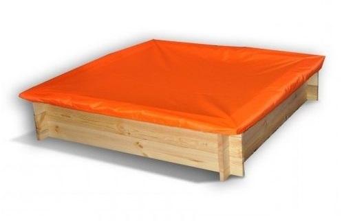 Защитный чехол для песочниц, оранжевыйДетские песочницы<br>Защитный чехол для песочниц, оранжевый<br>