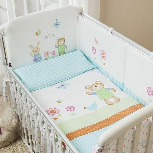 Комплект постельного белья для детей Perina™ – ГлорияДетское постельное белье<br>Комплект постельного белья для детей Perina™ – Глория<br>