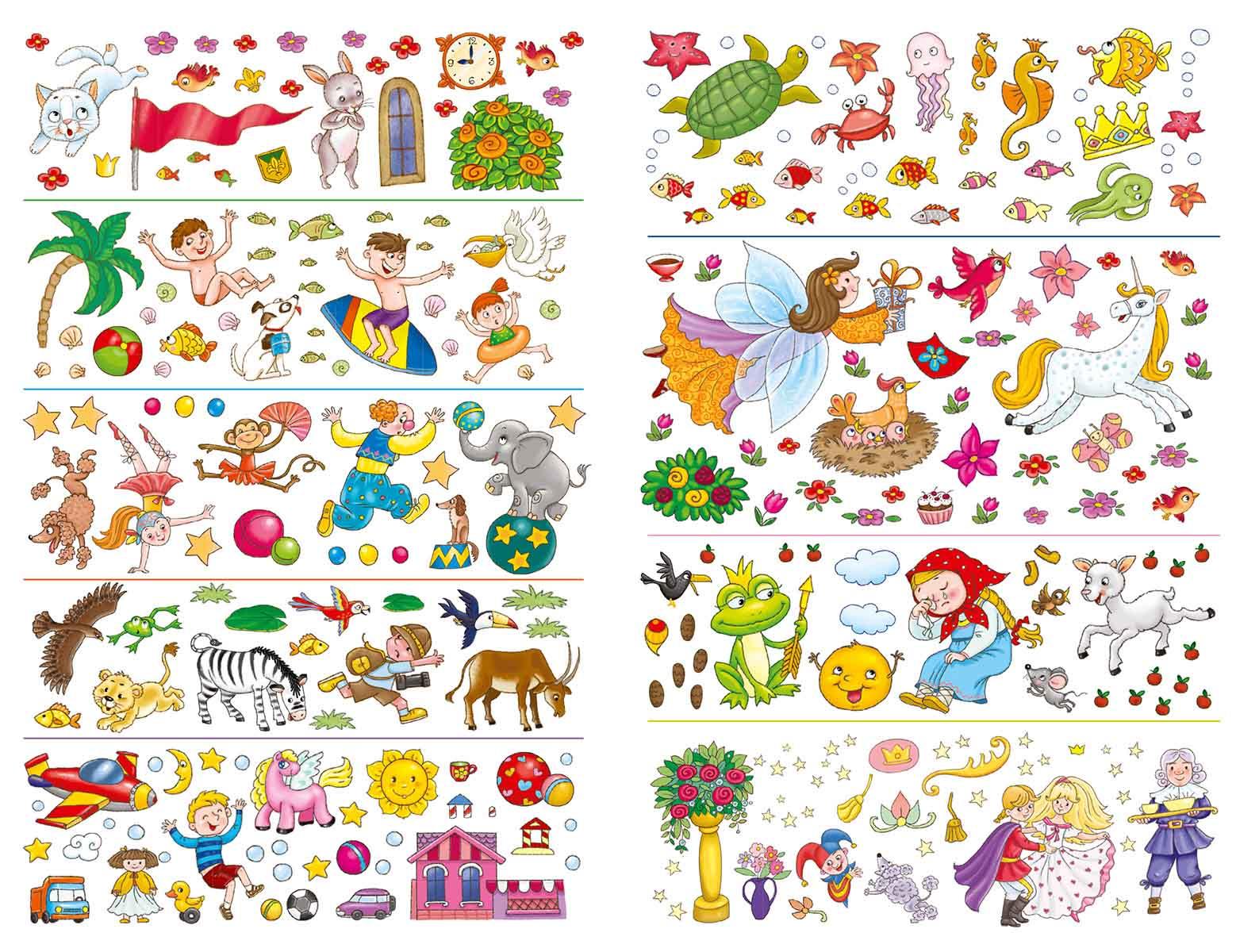 Переводка детские картинки