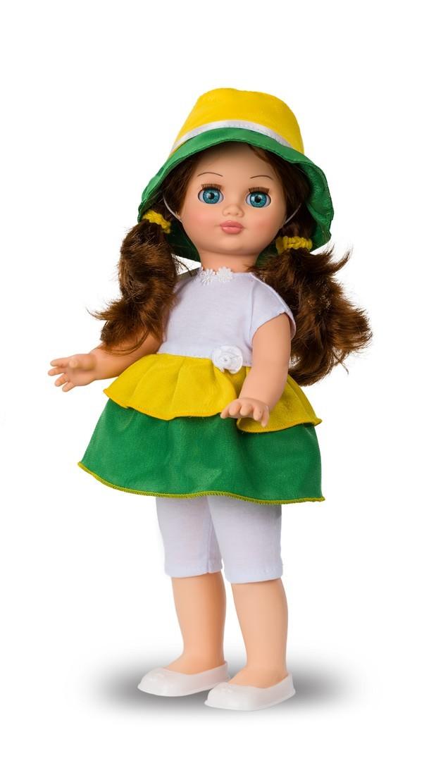Кукла Герда 1 со звуковым устройствомРусские куклы фабрики Весна<br>Кукла Герда 1 со звуковым устройством<br>