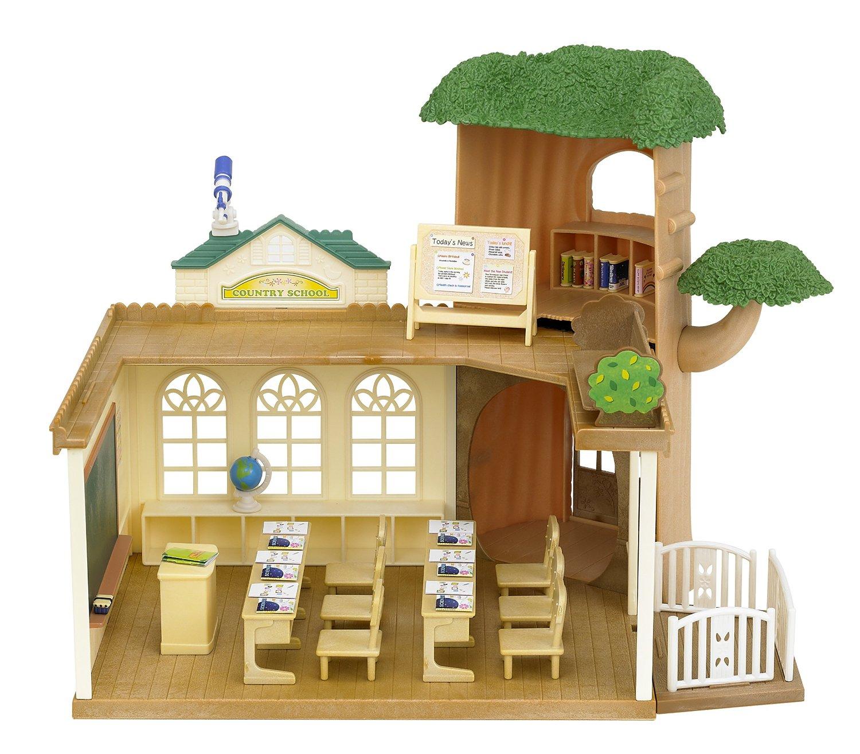 Набор Лесная Школа из серии «Sylvanian Families»Детский сад и Школа<br>Набор Лесная Школа из серии «Sylvanian Families»<br>