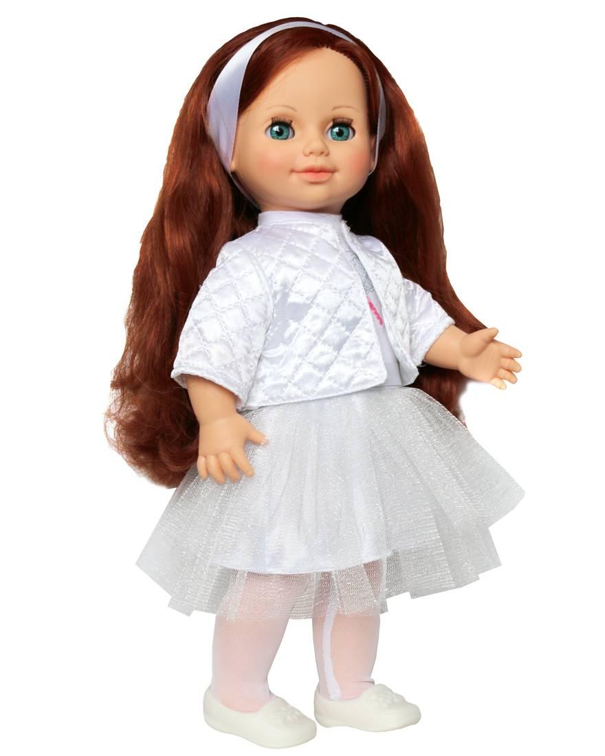 Кукла Анна 7, звукРусские куклы фабрики Весна<br>Кукла Анна 7, звук<br>