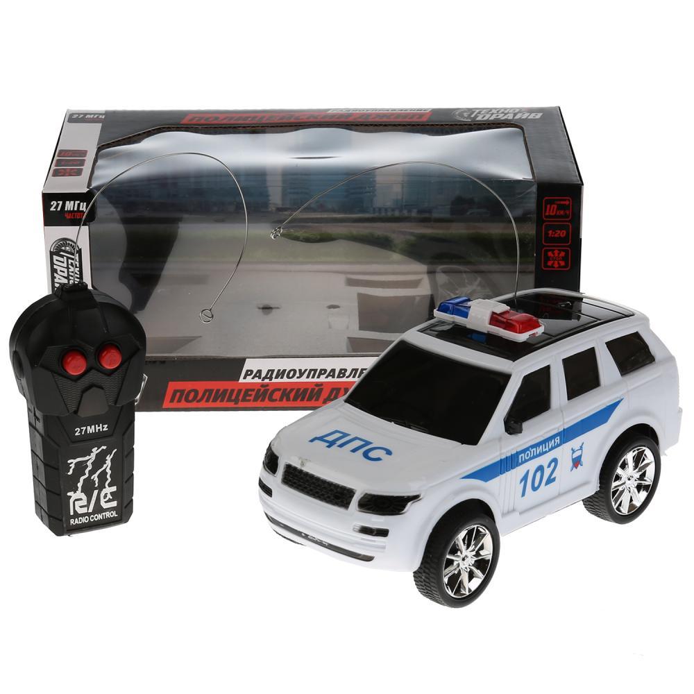 картинка Машина на р/у  -  Полиция от магазина Bebikam.ru