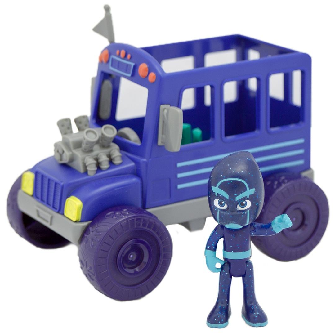 Игровой набор PJ Masks™ - Машина Ночного НиндзяГерои в масках PJ Masks<br>Игровой набор PJ Masks™ - Машина Ночного Ниндзя<br>