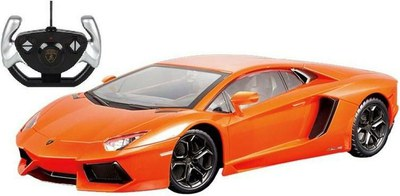 Купить Радиоуправляемая машина - Lamborghini Gallardo LP550-2 Valentino Balboni, масштаб 1:10, Rastar