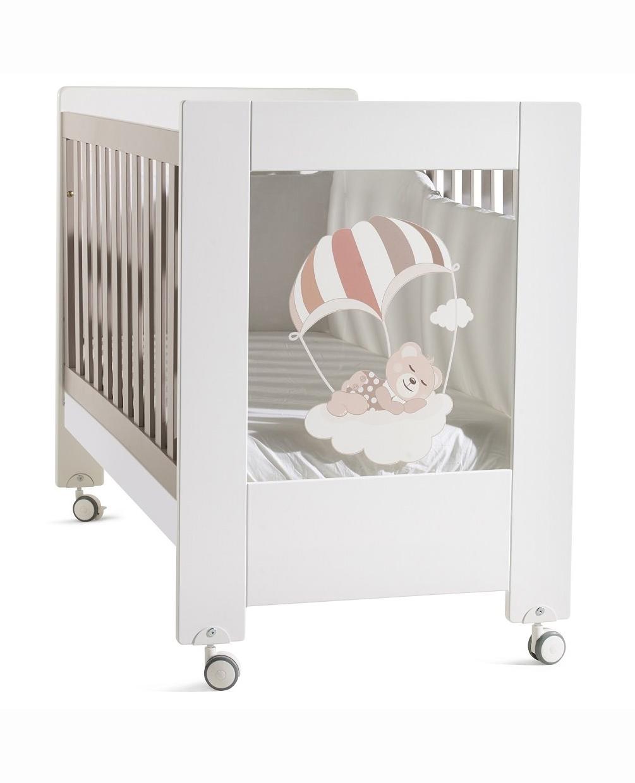 Кроватка детская -Fabienne et MathieuДетские кровати и мягкая мебель<br>Кроватка детская -Fabienne et Mathieu<br>