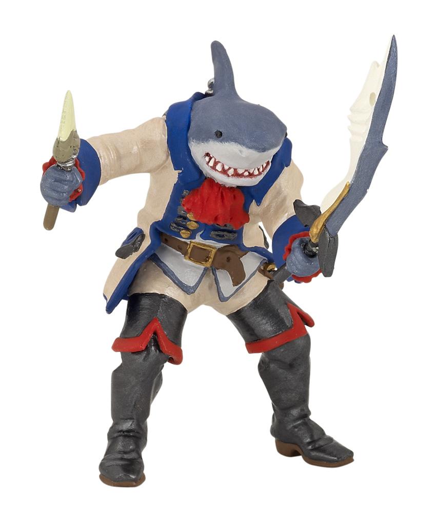 Фигурка Пират-акула мутант фото