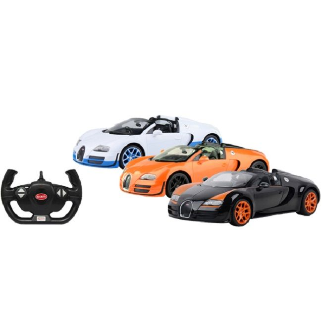 Купить Радиоуправляемая машина Bugatti Grand Sport Vitesse, Rastar