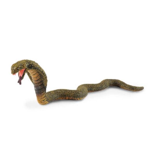 Купить Фигурка Королевская кобра, размер М, Collecta Gulliver