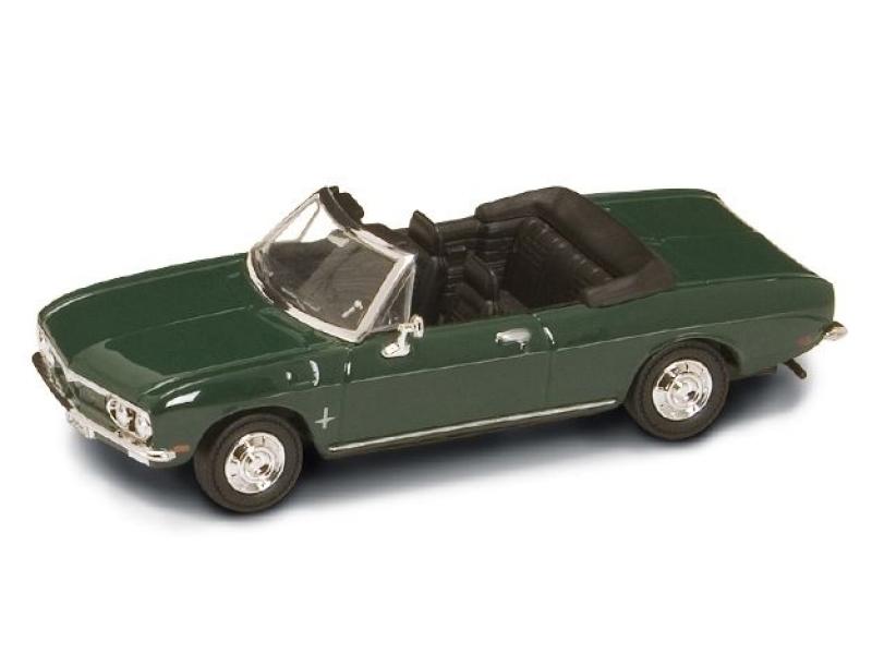 Yat Ming Коллекционная модель автомобиля 1969 года - Шевроле Convair Monza, 1/43