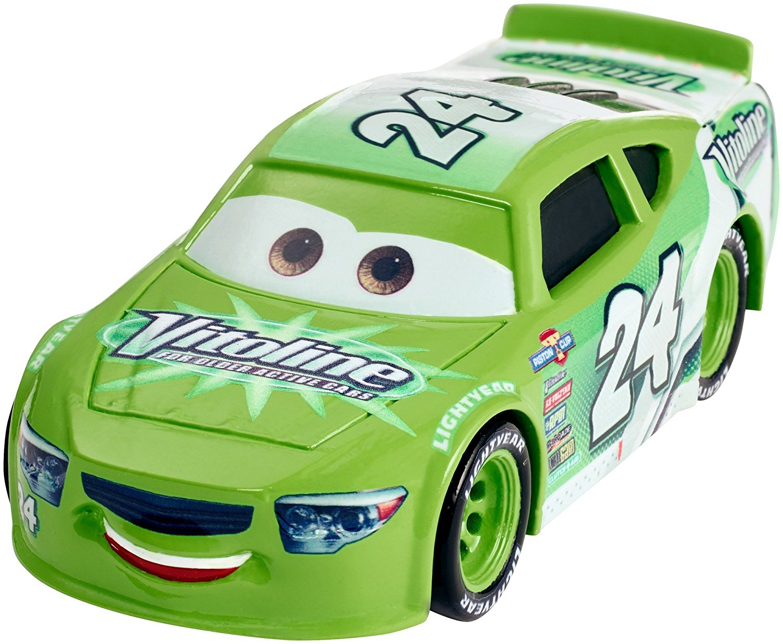 Купить Коллекционная машинка Cars 3 - Брик Ярдли, Mattel