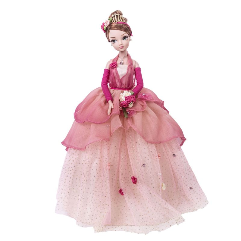 Купить Кукла из серии Gold collection - Цветочная принцесса, Sonya Rose