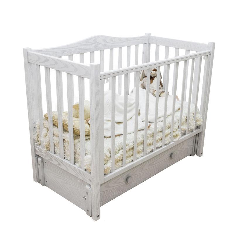 Купить Кровать детская Красная Звезда Лука С 561, белый, КРАСНАЯ ЗВЕЗДА