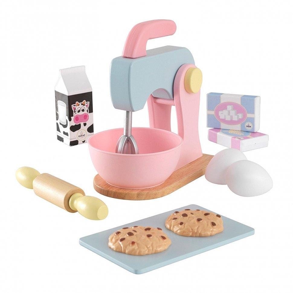 Купить Игровой набор - Миксер для выпечки, цвет – пастель, KidKraft