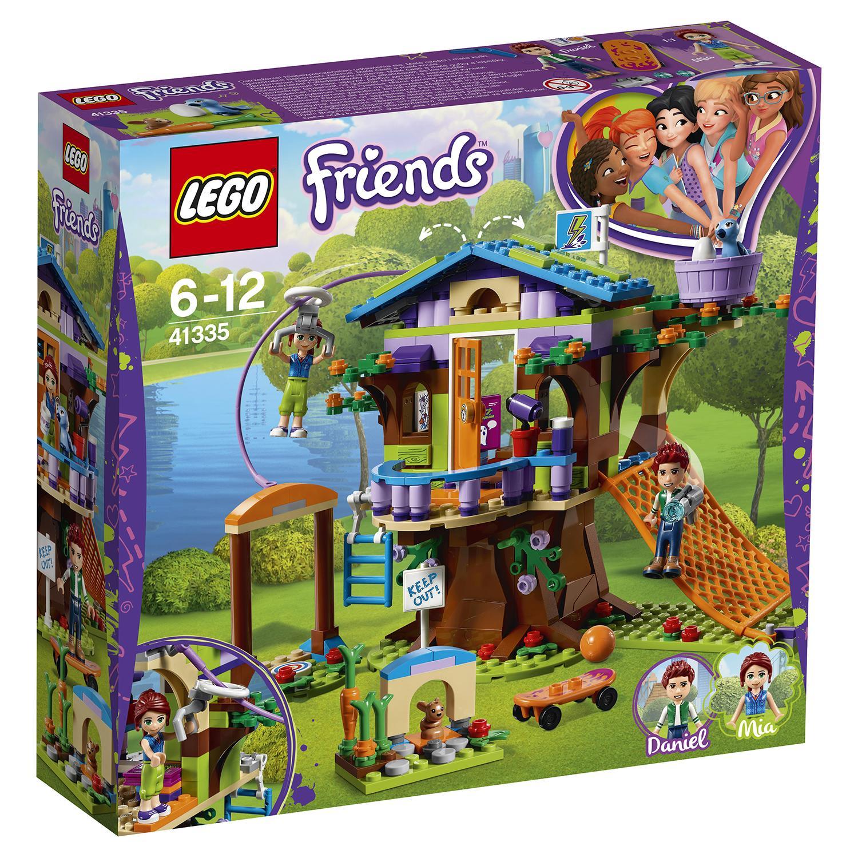Конструктор Lego Friends - Домик Мии на дереве