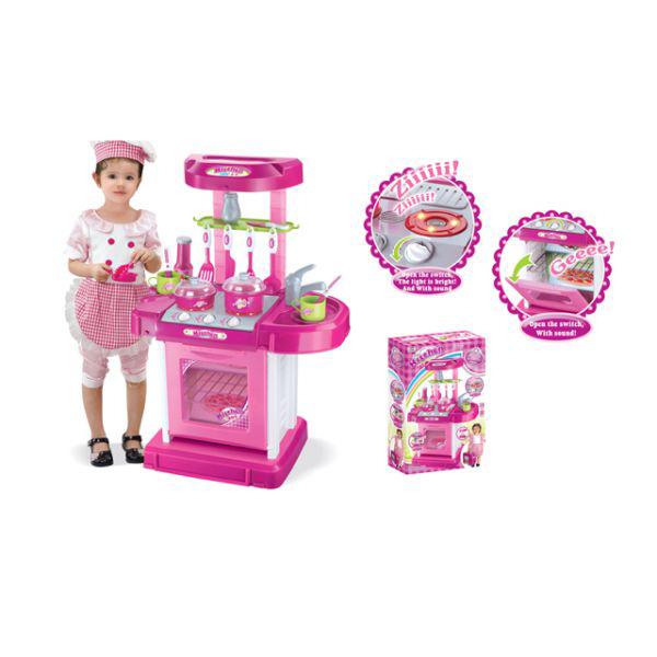 Игровой набор – Кухня, свет и звук - Детские игровые кухни, артикул: 159982