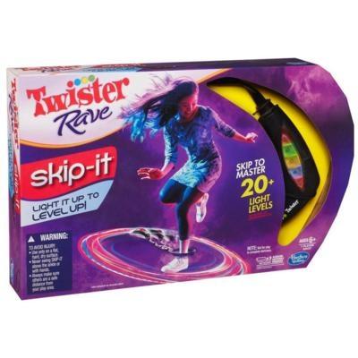 Игровой набор Скип ит, Twister RaveТвистер (Twister)<br>Игровой набор Скип ит, Twister Rave<br>