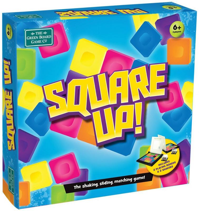 Игра настольная СквеарАп - Логические, артикул: 155787