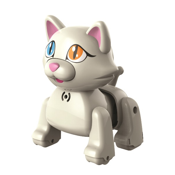 Silverlit Интерактивный котенок - Турецкий ван