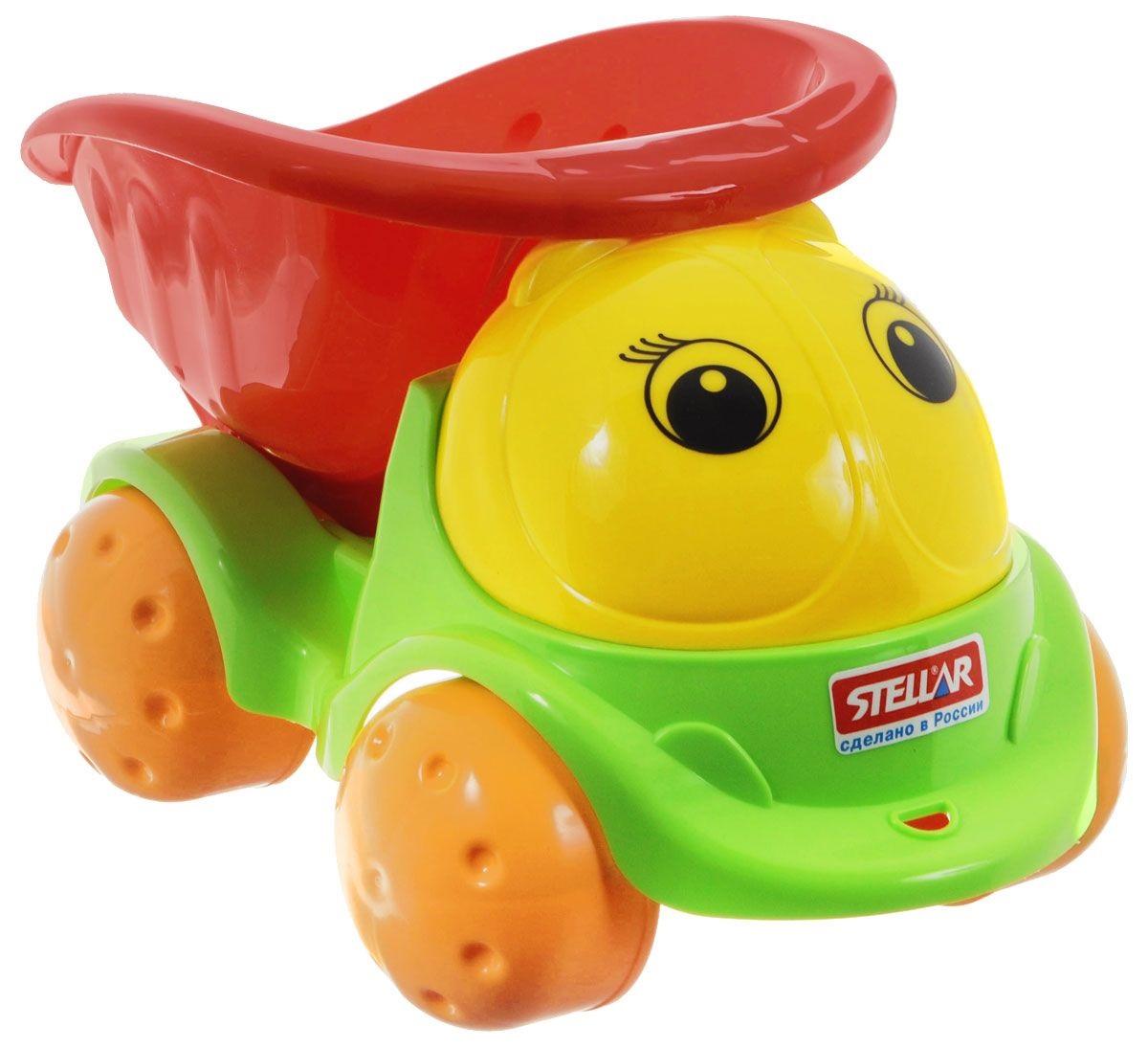 Грузовик «Пчёлка»Машинки для малышей<br>Грузовик «Пчёлка»<br>