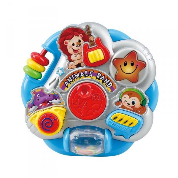 Развивающая игрушка - Оркестр с животнымиРазвивающие игрушки PlayGo<br>Развивающая игрушка - Оркестр с животными<br>