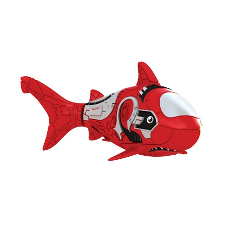 Красная акула РобоРыбкаИгрушки для ванной<br>Красная акула РобоРыбка<br>