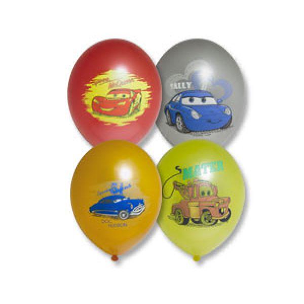 Шарик надувной Disney - Тачки 1 штука 3 цвета, 35 смВоздушные шары<br>Шарик надувной Disney - Тачки 1 штука 3 цвета, 35 см<br>
