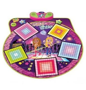 Музыкальный коврик Супер диско с эффектом звука - Микрофоны и танцевальные коврики, артикул: 82465