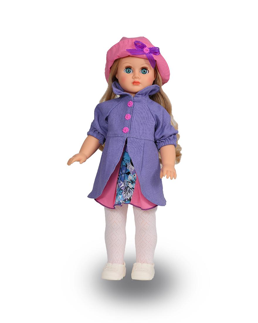 Кукла Марта Незабудка 3, звукРусские куклы фабрики Весна<br>Кукла Марта Незабудка 3, звук<br>