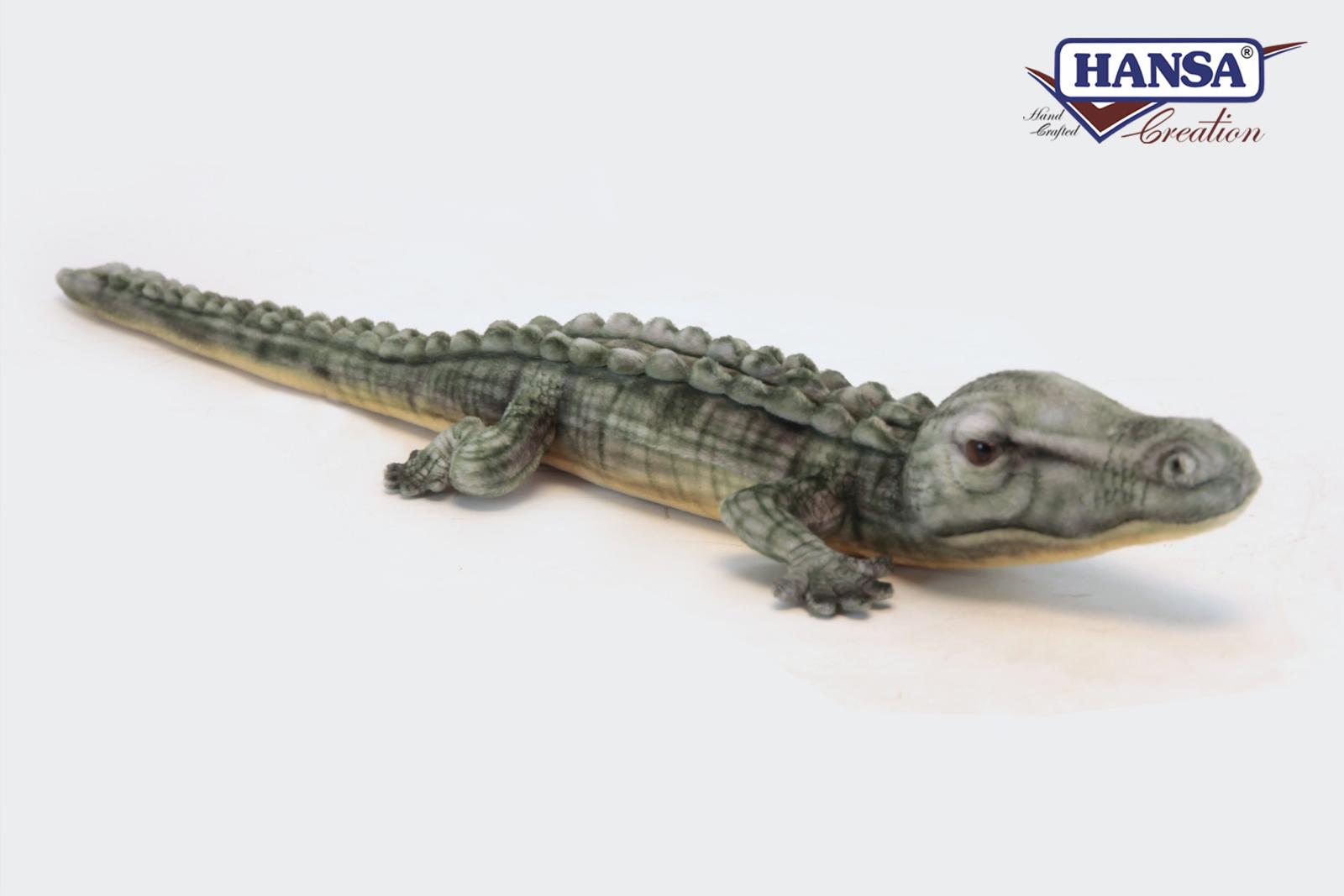 Крокодил гребнистый, 70 смБольшие игрушки (от 50 см)<br>Крокодил гребнистый, 70 см<br>