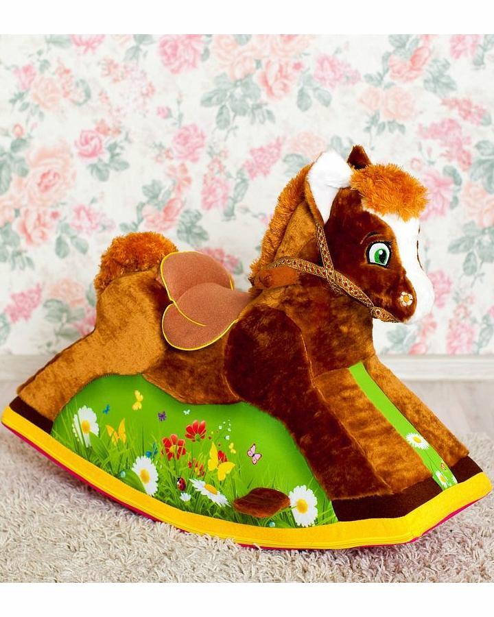 Детская качалка - ЛошадкаДетские кресла-качалки<br>Детская качалка - Лошадка<br>