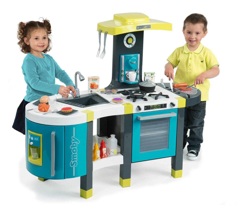 Детская электронная кухня Французское прикосновениеДетские игровые кухни<br>Детская электронная кухня Французское прикосновение<br>