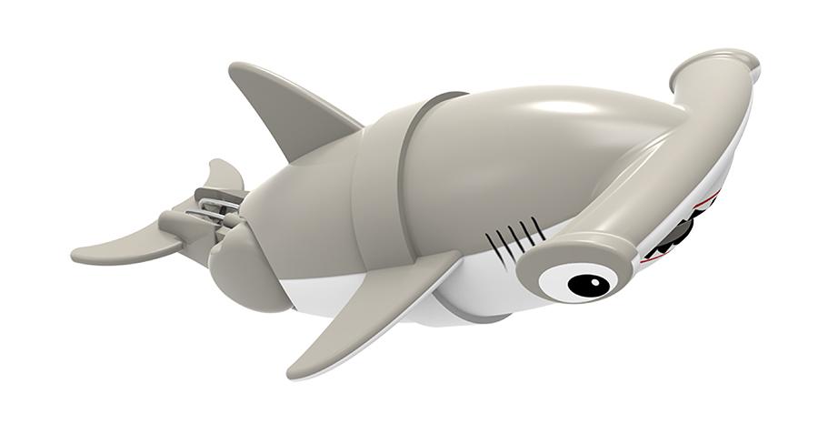 Игрушка для ванной - Акула Хэмми-акробатИгрушки для ванной<br>Игрушка для ванной - Акула Хэмми-акробат<br>