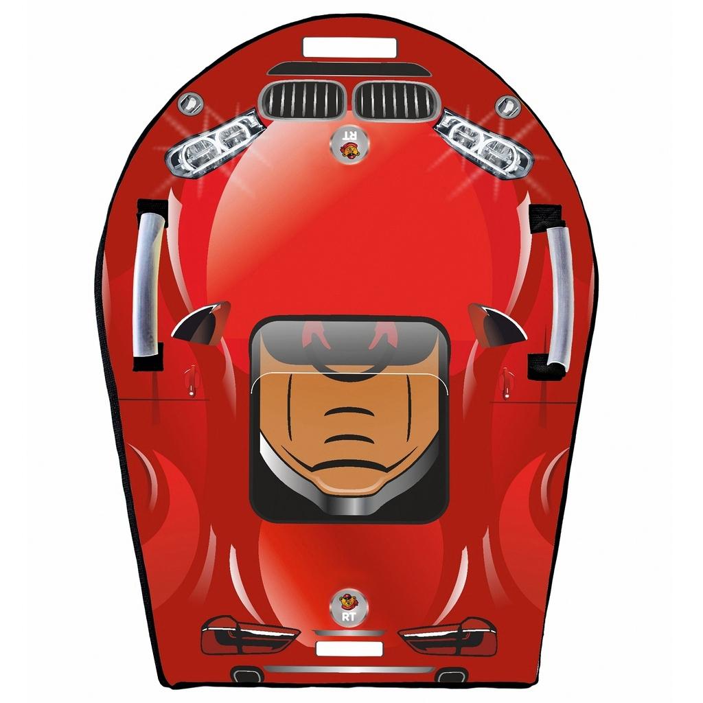 Ледянка Snow Auto LX6, красныйВатрушки и ледянки<br>Ледянка Snow Auto LX6, красный<br>