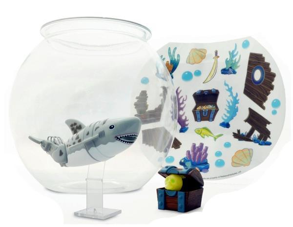 Игровой набор – Акула-акробат с аксессуарами - Игрушки для ванной, артикул: 99588