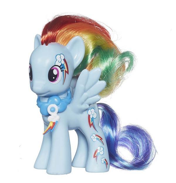 My Little Pony. Пони Рейнбоу ДэшМоя маленькая пони (My Little Pony)<br>My Little Pony. Пони Рейнбоу Дэш<br>