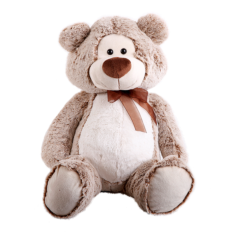 Мягкая игрушка Бежевый Мишка Потап, 22см - Медведи, артикул: 60683