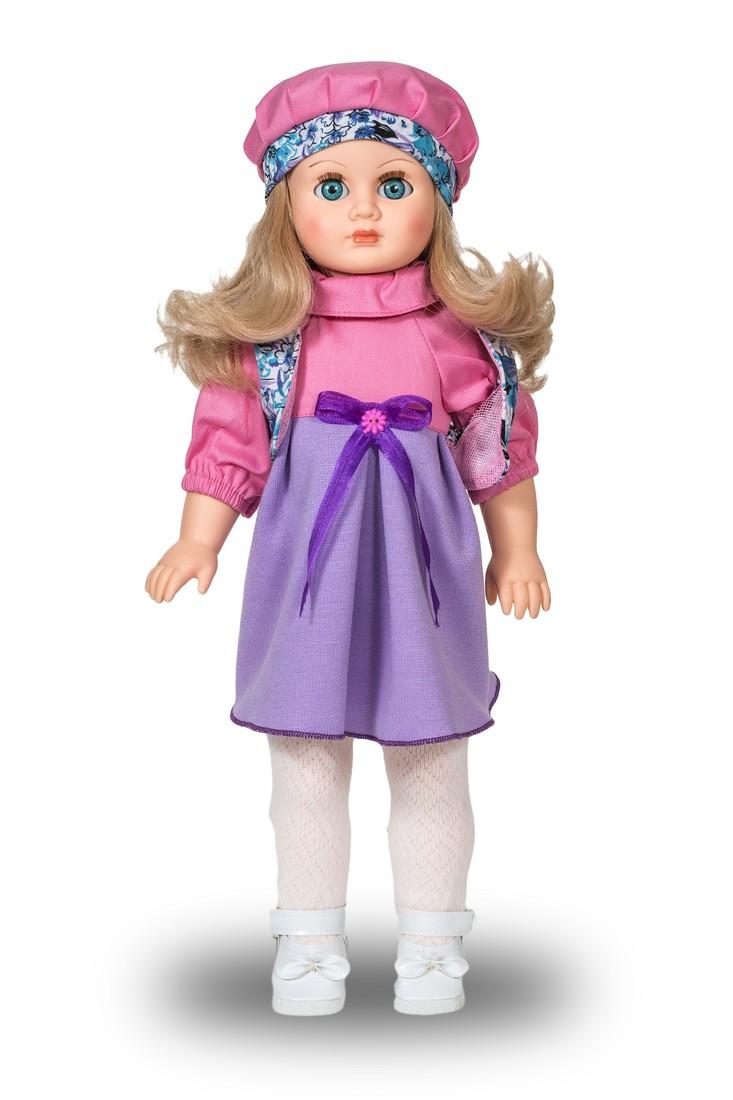 Кукла Марта Незабудка 5, со звукомРусские куклы фабрики Весна<br>Кукла Марта Незабудка 5, со звуком<br>