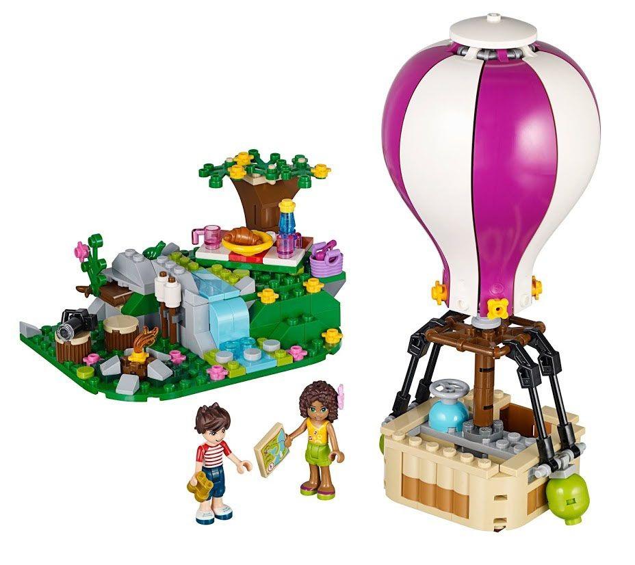 Lego Friends. Воздушный шарLego Friends (Друзья)<br>Lego Friends. Воздушный шар<br>