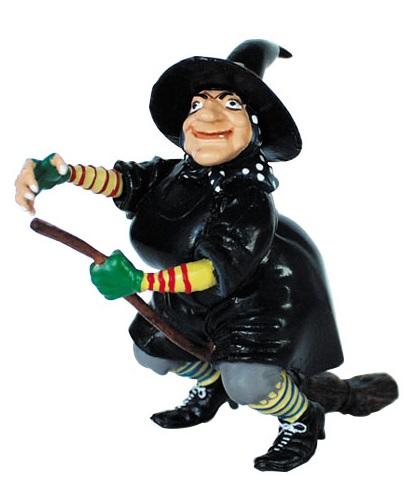 Ведьма на метлеФигурки Papo<br>Ведьма на метле<br>